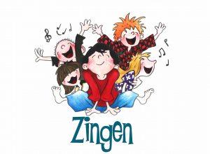 icoon zingen
